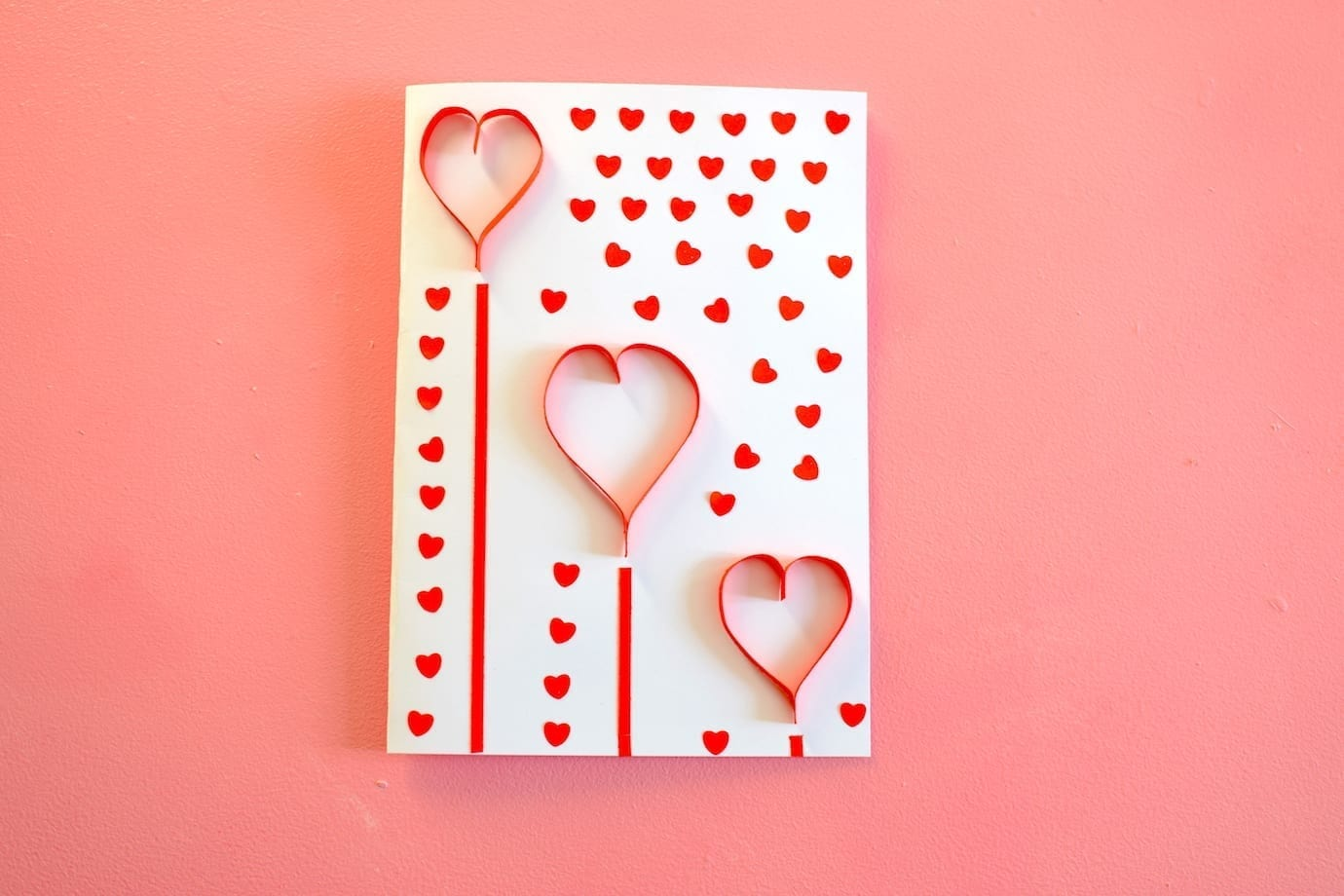 DIY Valentine's Day Card